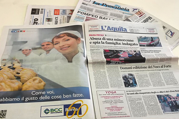 Stampa - BCC Roma