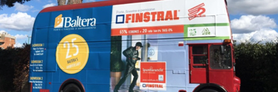 Unconventional marketing per Finstral