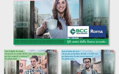 BSG per BCC, banca di credito cooperativo.