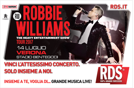 RDS- ROBBIE WILLIAMS
