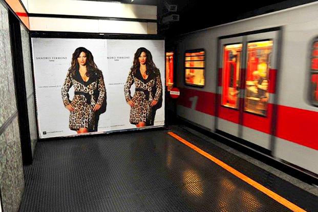 Metro - Sandro Ferrone Milano