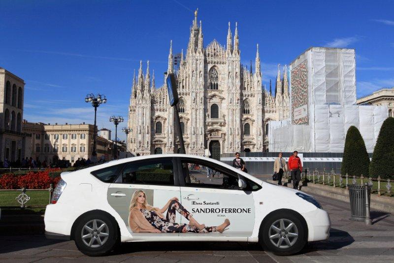 Taxi - Sandro Ferrone Milano