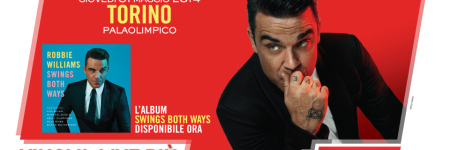 RDS Robbie Williams