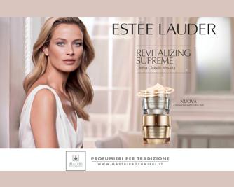 Estée Lauder in affissione a Roma con BSG