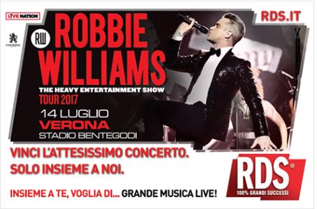 RDS- ROBBIE WILLIAMS