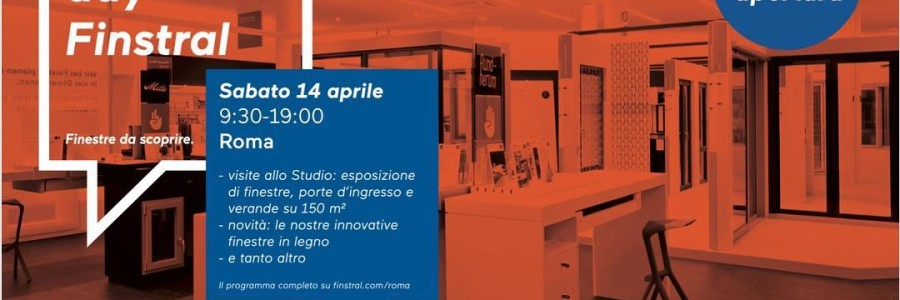FINSTRAL CAMPAGNA OUTDOOR